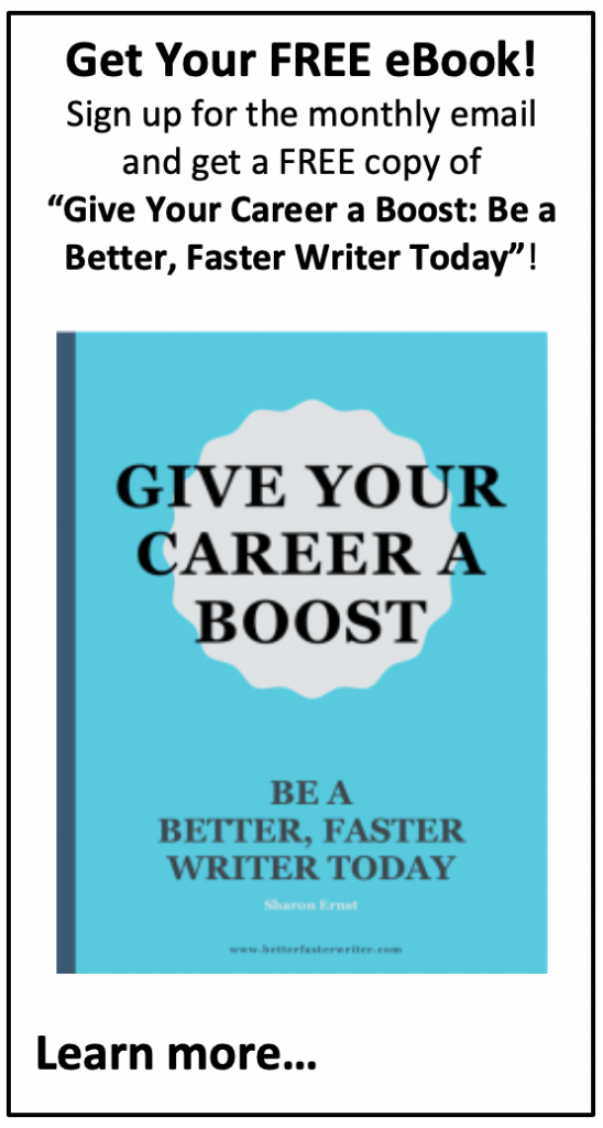 give your career a boost with better writing skills ebook
