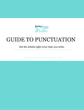 guide to punctuation